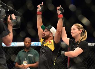MMA: UFC Fight Night-Formiga vs Ortiz