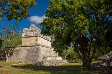 Casa Colorada, Chichen Itza, Yucatan, Mexico