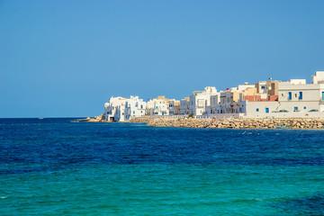 Poster de jardin Tunisie The Mediterranean Sea Tunisia Mahdia. Selective focus.
