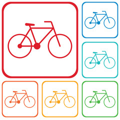 Bicycle / bike icon