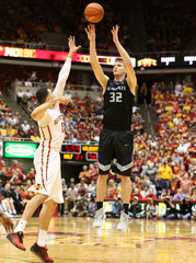 NCAA Basketball: Kansas State at Iowa State