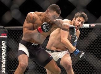 MMA: UFC 195-Trujillo vs Sims