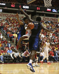 NCAA Basketball: Buffalo at Iowa State