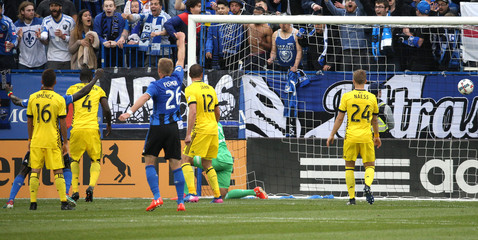 MLS: Columbus Crew SC at Montreal Impact