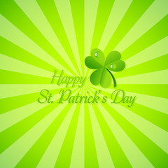 Patrick's Day Graphic Background