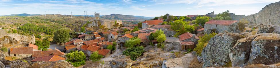 Panoramic Medieval Village of Sortelha