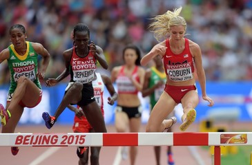 Track and Field: IAAF World Championships in Athletics-Morning Session
