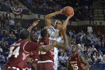 NCAA Basketball: North Carolina at Temple