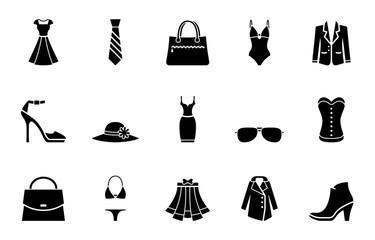 Mode Iconset - Schwarz