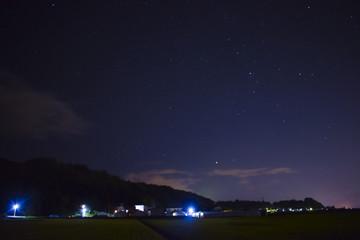 田舎の星ぞら