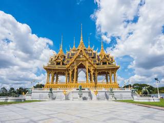 Ananta Samakhom Throne hall in sunny day, Royal Palace in Bangkok , Thailand.
