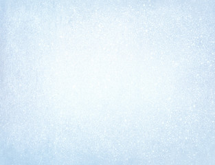 Frozen texture background