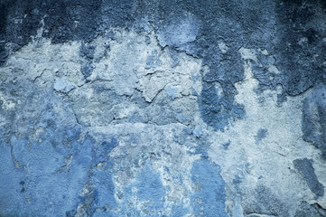 Old rough stucco wall