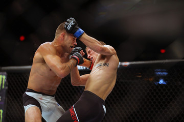 MMA: UFC Fight Night-Bochiak vs Kennedy