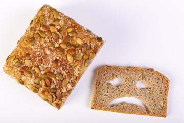 Weizenunverträglichkeit, Brot