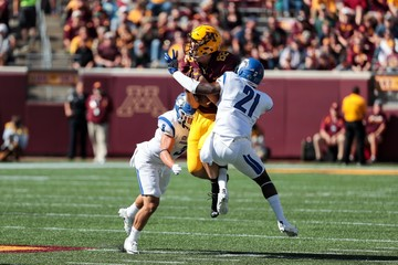 NCAA Football: Indiana State at Minnesota