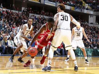 NCAA Basketball: Indiana at Notre Dame