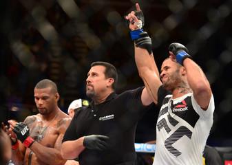 MMA: UFC Fight Night-Santos vs Spicely