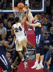 NCAA Basketball: Villanova at Pennsylvania