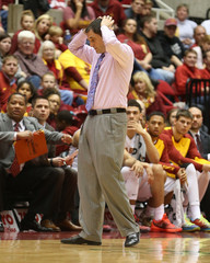 NCAA Basketball: North Dakota State at Iowa State