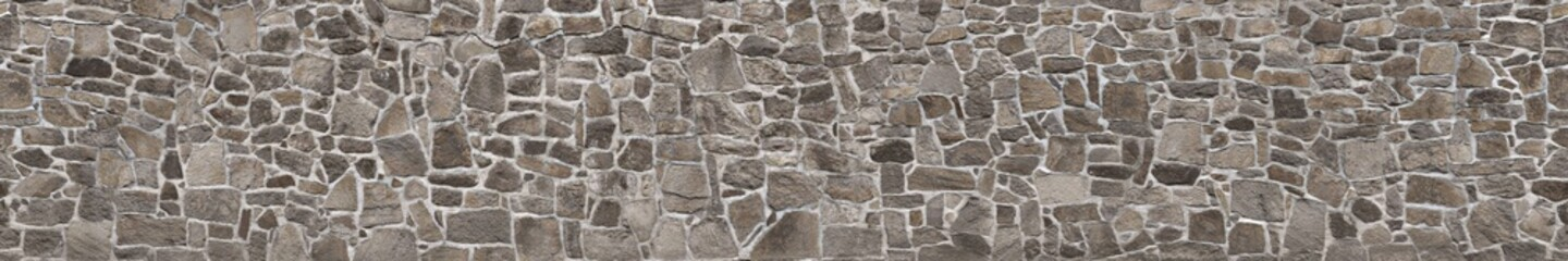 Texture of a stone wall. Old castle stone wall texture background. Stone wall as a background or texture.