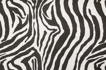 Zebra wall design