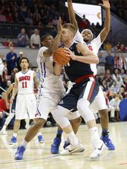 NCAA Basketball: Gonzaga at Southern Methodist