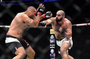 MMA: UFC Fight Night-Hamilton vs Abdurakhimov