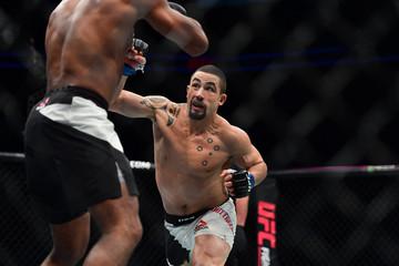 MMA: UFC Fight Night-Souza vs Whittaker