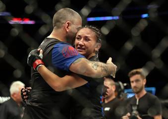 MMA: UFC Fight Night-Esperza vs Moroz