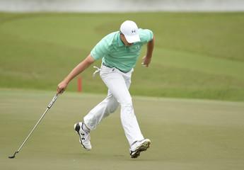 PGA: WGC - Cadillac Championship - First Round