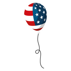 united states of america balloon air