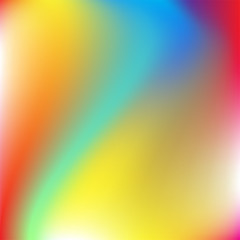 multicolored abstract blurred background