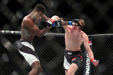 MMA: UFC on Fox 18-Brown vs Dwyer
