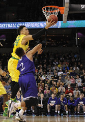 NCAA Basketball: NCAA Tournament-First Round-Oregon vs Holy Cross