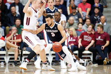 NCAA Basketball: Gonzaga at Santa Clara