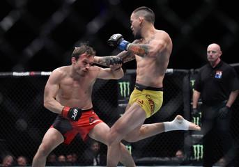 MMA: UFC Fight Night-Pickett vs Vera