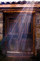 eski antika kapı