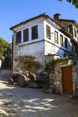köy meydanı