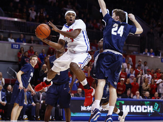 NCAA Basketball: New Hampshire at Southern Methodist
