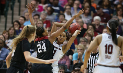 NCAA Womens Basketball: Women's Final Four-Stanford vs South Carolina
