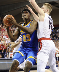 NCAA Basketball: UCLA at Gonzaga