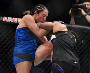 MMA: UFC Fight Night-Penne vs Taylor