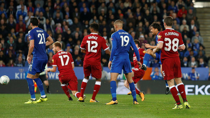 Carabao Cup Third Round - Leicester City vs Liverpool