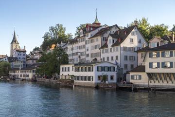 Zurich, historial city of Switzerland
