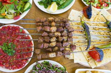 Liver Sish Kebab
