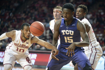 NCAA Basketball: Texas Christian at Oklahoma