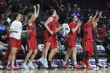 NCAA Womens Basketball: West Coast Conference Tournament-BYU vs Saint Mary's