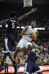 NCAA Basketball: Connecticut at Texas