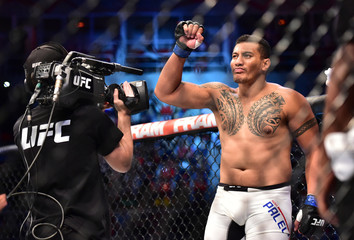 MMA: UFC 190-Silva vs Palelei